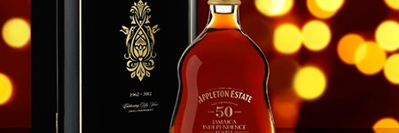 Appleton Estate 50 Years Jamaican Independence Reserve