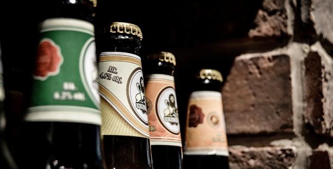 インテリア ビール