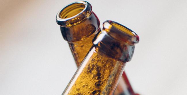 宅飲み ビール