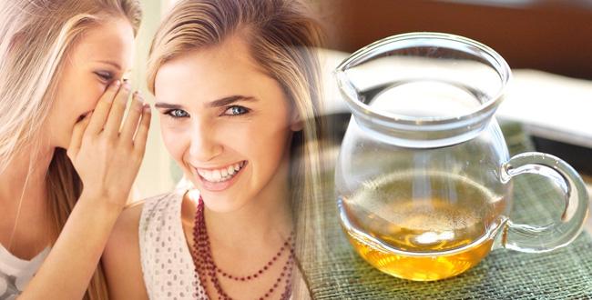 女子会 中国茶