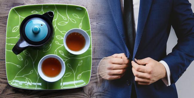 新入社員 紅茶