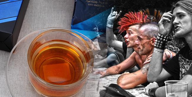 人生捨ててる人 紅茶