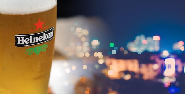 最上階 ビール