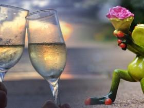 彼女へのプレゼント シャンパン
