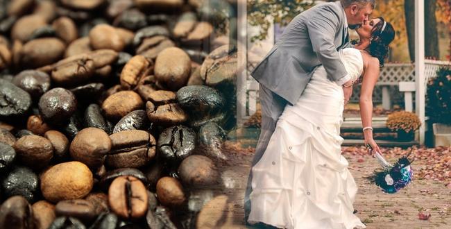 結婚記念日 コーヒー