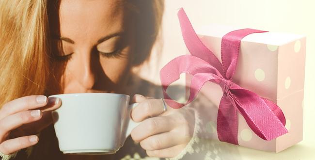 彼女へのプレゼント コーヒー