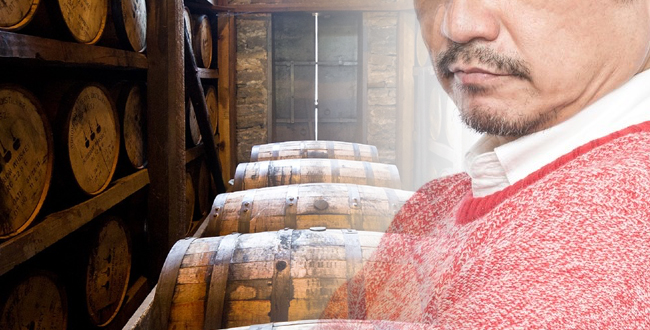 頑固な人 ウイスキー